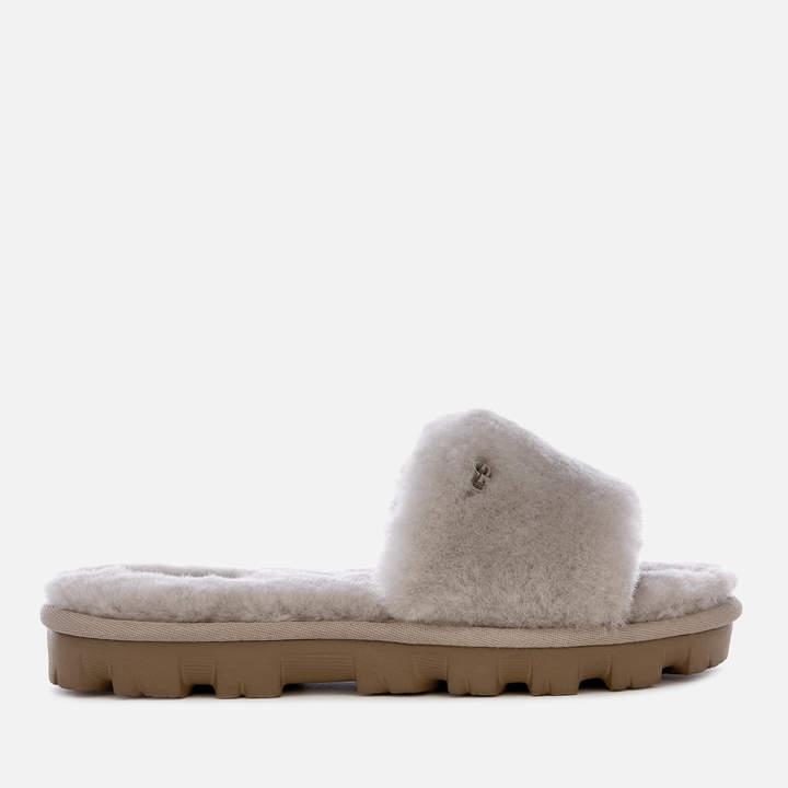 448431c17fd Women's Cozette Slide Slippers - Oyster