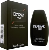Guy Laroche Drakkar Noir for Men Eau De toilette Spray, 1.0-Ounce