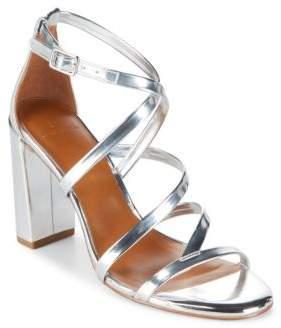 Halston H Luna Cage Sandals