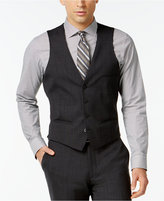 Bar III Dark Charcoal Slim-Fit Vest