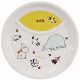 MOOMIN Moomin children tableware 21 lunch plate MM140-38