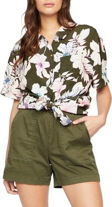 Sanctuary Resort Button-Up Shirt