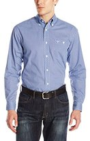 Wrangler Men's 20x Long Sleeve Button Woven Shirt