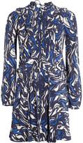Isabel Marant Salvia printed silk dress