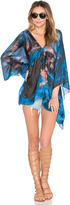 Lotta Stensson Mother Earth Poncho Top