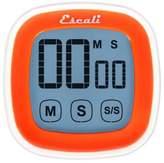 Escali 3-Inch Touch Screen Digital Timer in Orange
