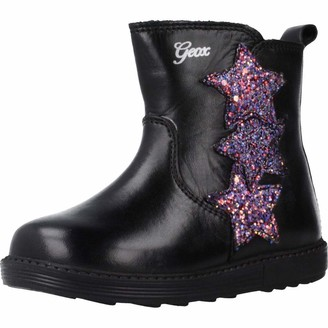 Geox Baby Girls' B Hynde A Boots