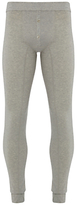 Hamilton And Hare Thermal Cotton Long Johns, Grey