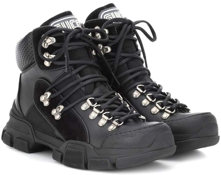 e06c7a6b105 Gucci High Top Shoes - ShopStyle UK