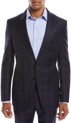 Tom Ford Men's O'Connor Overcheck Two-Piece Wool Suit