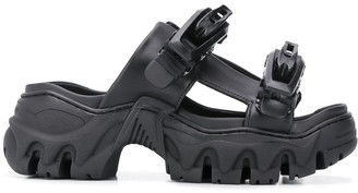 Rombaut Chunky Buckle Sandals