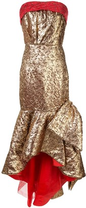 Bambah Mermaid Bow gown