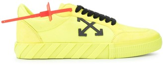Off-White Signature Arrow Lace-Up Sneakers