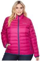 Columbia Plus Size Lake 22 Jacket Women's Coat