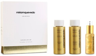 Miriam Quevedo Sublime Gold Travel Size Rejuvenating Set