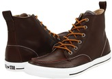 Converse Chuck Taylor All Star Classic Boot (Chocolate) - Footwear