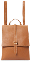 Meli-Melo Azzurra Small Leather Backpack