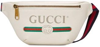 Gucci Print small belt bag
