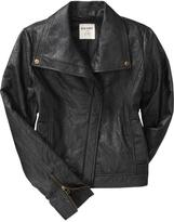 Women's Real Leather Motorcycle Jackets