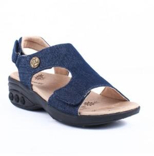 Cassandra Therafit Shoe Adjustable Strap Wedge Sandal Women's Shoes