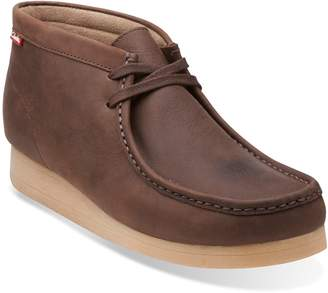 Clarks Stinson Hi Men's Wallabee Boots