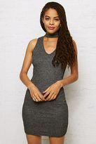 American Eagle Outfitters Don't Ask Why Choker Dress