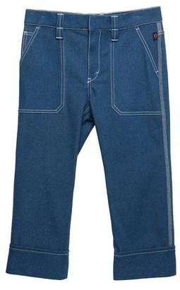 Chloé Denim trousers