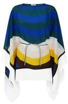 Fendi Printed Silk Tunic