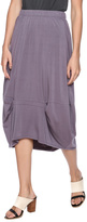 Chalet Lavendar Draped Skirt