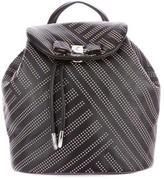 Salvatore Ferragamo Studded Leather Backpack
