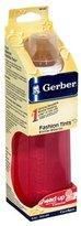 Gerber Baby Bottle Plastic Pastel -9 Oz