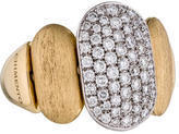 Chimento Diamond Double Join Ring