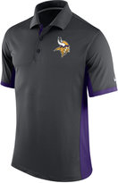 Nike Men's Minnesota Vikings Team Issue Polo
