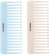 Plugged In Wide Tooth Pastel Comb