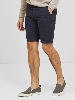 Fat Face Whitby Lightweight Chino Shorts - Navy