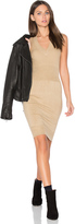 ATM Anthony Thomas Melillo Sleeveless Sweater Tank Dress