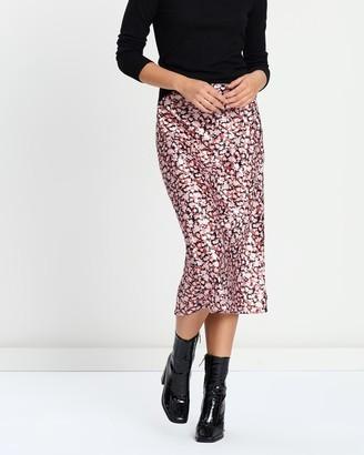Atmos & Here Rosie Midi Skirt