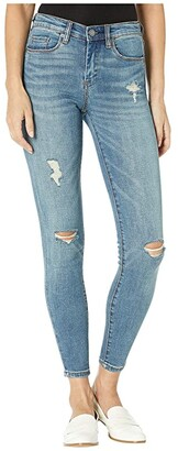 Blank NYC The Bond Mid-Rise Skinny in Jersey Girls (Jersey Girls) Women's Jeans