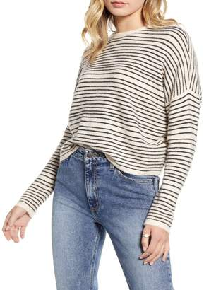Billabong To the Limits Cross Back Sweater