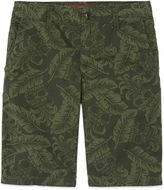 Arizona Print Poplin Chino Shorts - Boys 8-20