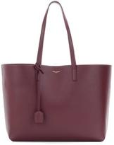 Saint Laurent Leather Shopper