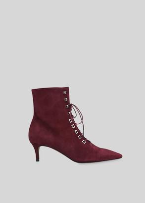 Celeste Kitten Heel Boot