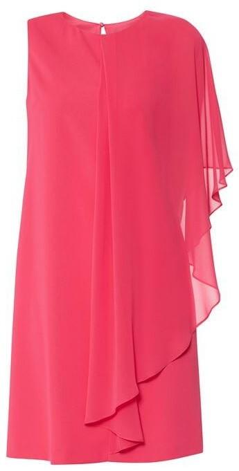Thumbnail for your product : Gina Bacconi Aletta Crepe Chiffon Dress