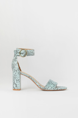 H&M Sandals - Turquoise
