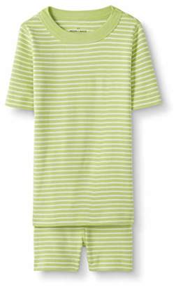 Hanna Andersson Moon and Back by Little Kids 2 Piece Short Pajama Set