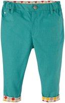 Little Green Radicals Twill Jeans (Baby) - Blue Bay-6 Months