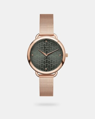 Ted Baker Milanese Mesh Band Watch