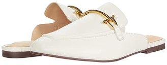 Clarks Pure 2 Mule (White Leather) Women's Shoes