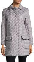 Cinzia Rocca Quilted Walker Coat