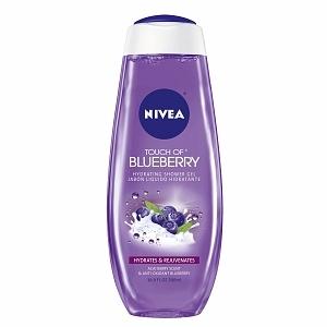 Nivea Powerfruit Blueberry Hydrating Shower Gel, Acai Berry